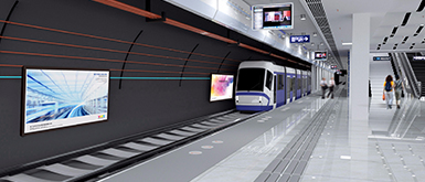 OPTKO provides the effective solutions for rail transit project